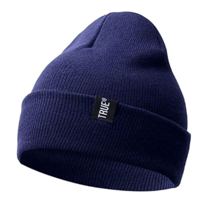 Hypest Fit One Size / Navy Soft Wool Beanie