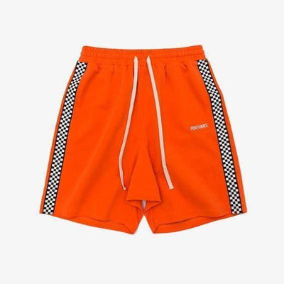 Hypest Fit Orange / S FORTUNATE Shorts