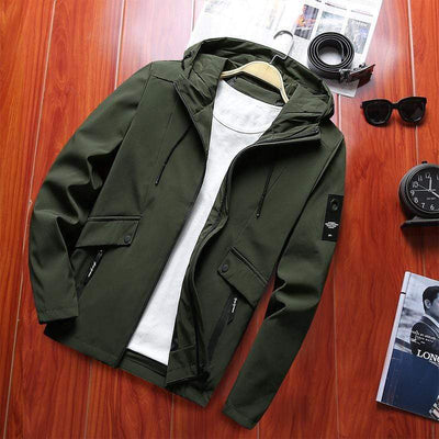 Hypest Fit outerwear Army Green / S / United States PILOT Windbreaker