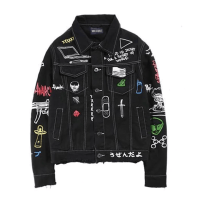 Hypest Fit outerwear [LIMITED EDITION] LOST Youth Denim Jacket