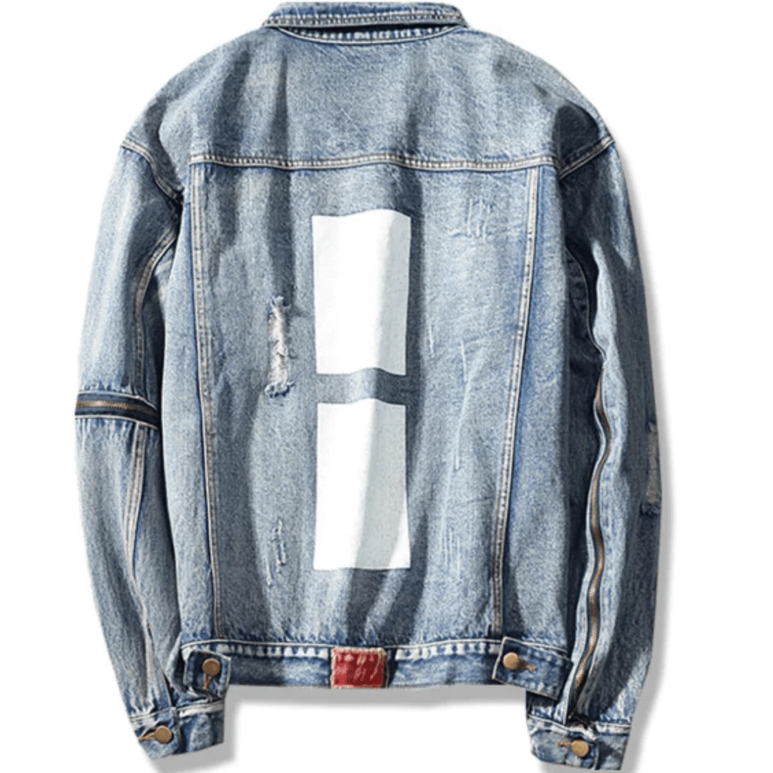 Hypest Fit outerwear M MERCER Hype Denim Jacket