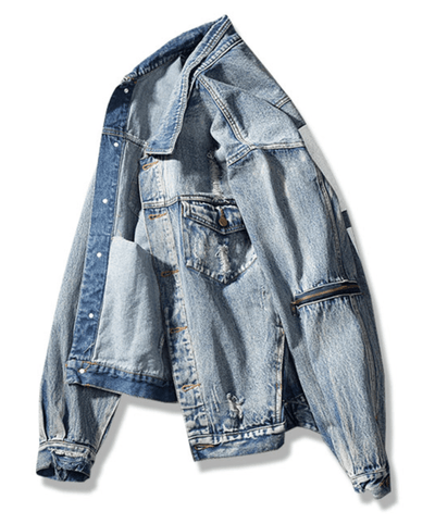 Hypest Fit outerwear MERCER Hype Denim Jacket
