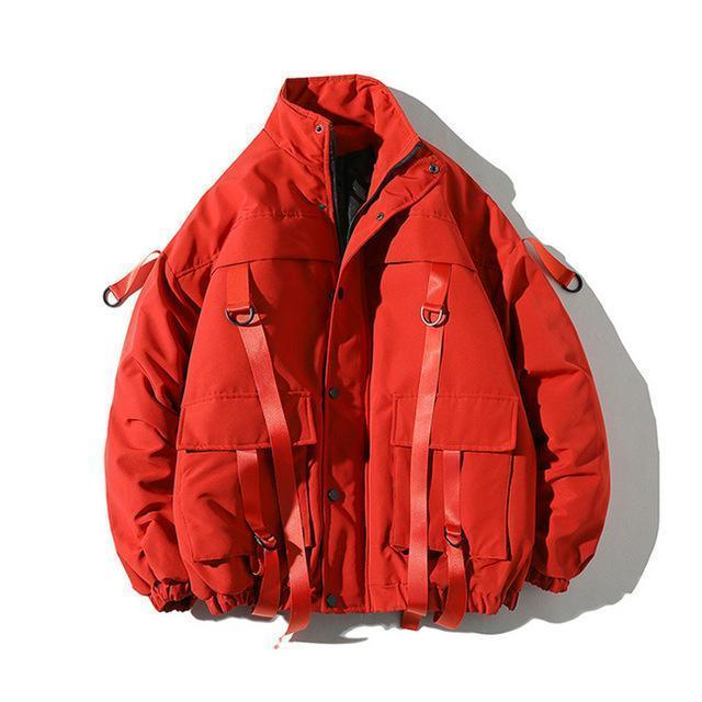 Hypest Fit outerwear Red / S ARROW Parka