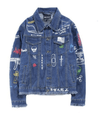 Hypest Fit outerwear S / Denim Blue [LIMITED EDITION] LOST Youth Denim Jacket