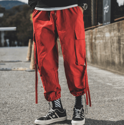 Hypest Fit pants RIBBON Cargo Pants