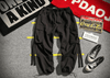 Hypest Fit pants S / Black RIBBON Cargo Pants