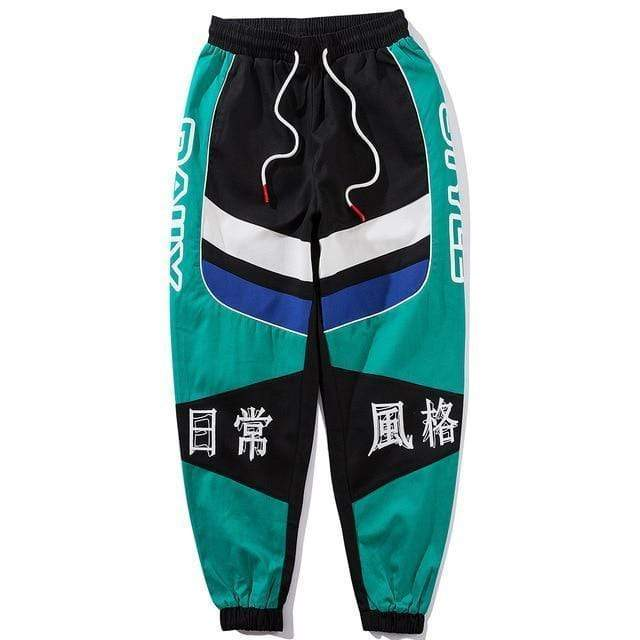Hypest Fit pants S / Green FUTUR Joggers
