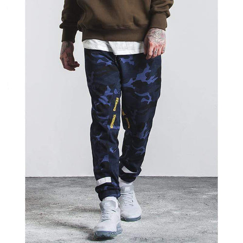 Hypest Fit SEEING THINGS Camo Joggers