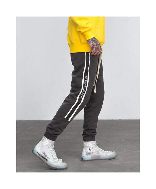 Hypest Fit SELF-INSTRUCTION Joggers