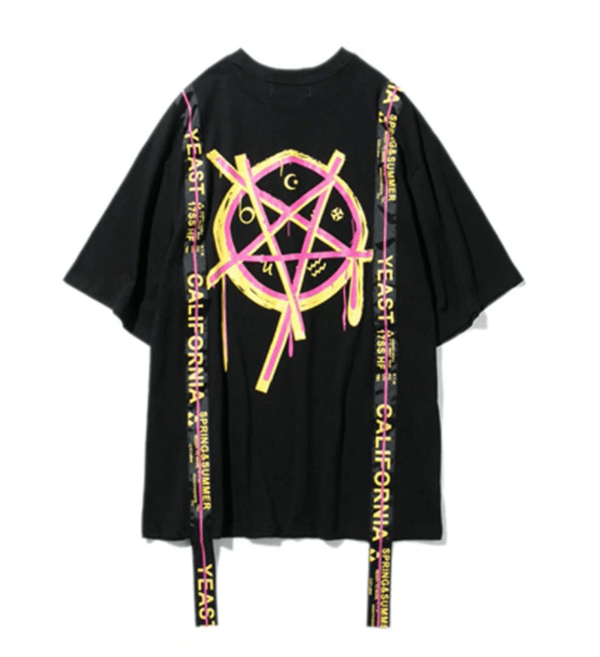 Hypest Fit top S / Black Dark Magician Tee