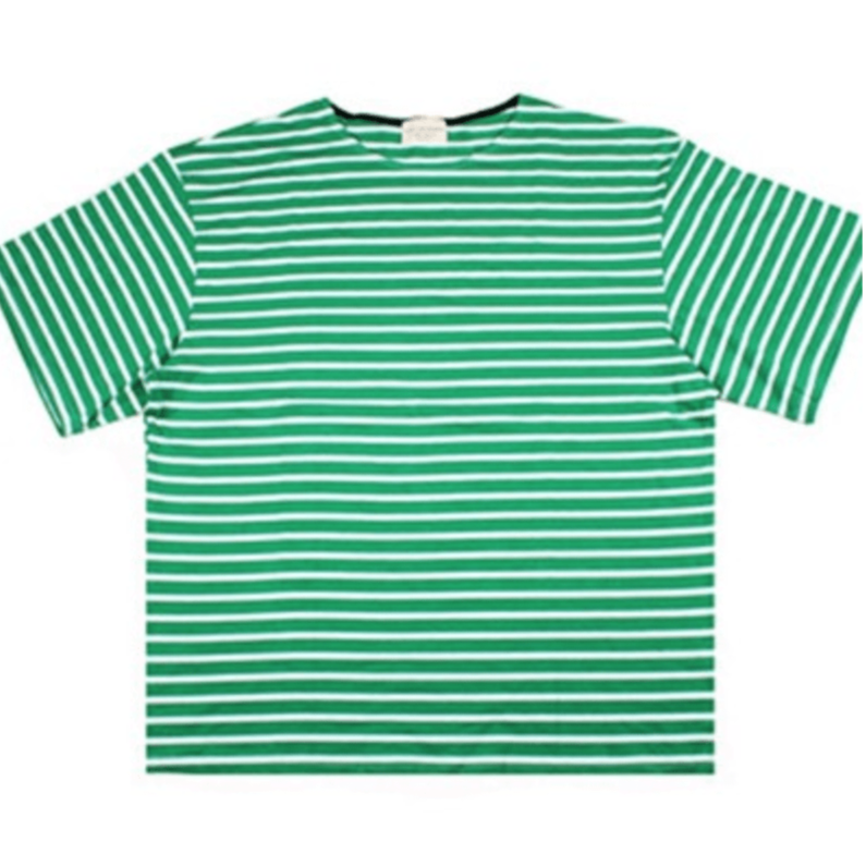 Hypest Fit top S BOUJEE Striped T-shirt