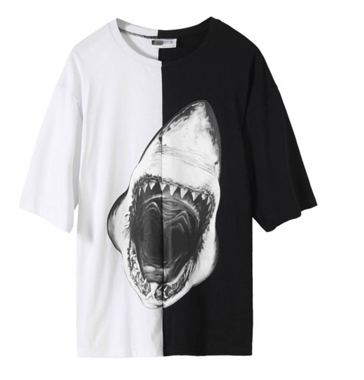 Hypest Fit top S SABOTAGE Shark Tee