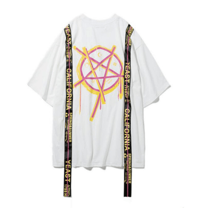 Hypest Fit top S / White Dark Magician Tee