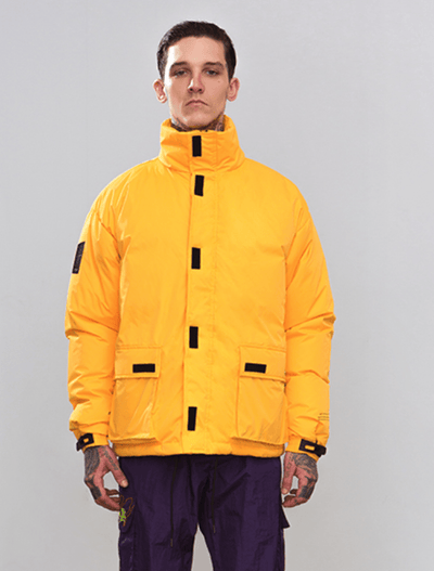 Hypest Fit WARRIOR Coat