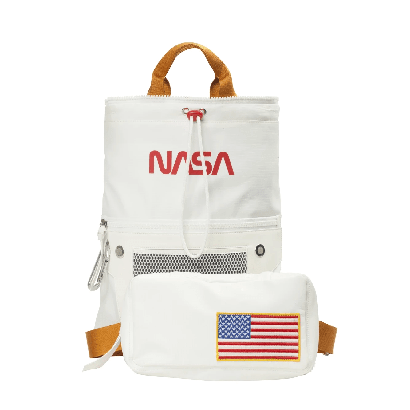 Hypest Fit White INTERSTELLAR BACKPACK