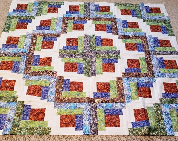 Loggie Quilt Kit