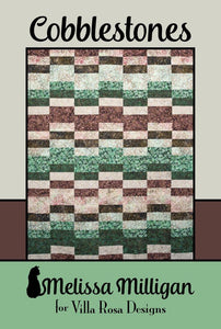 Cobblestones Quilt Pattern from Villa Rosa Designs