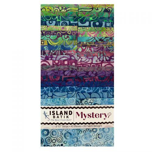 Island Batik Mystery-SP Strip Pack 2.5