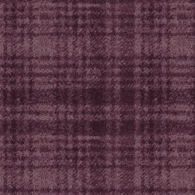 Maywood Studio Woolies Flannel Classic Tonal Plaid Deep Berry MASF18501-V