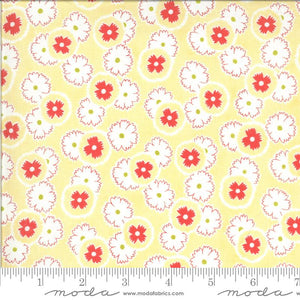 Moda Fabrics Figs Shirting Churned Butter 20392 16