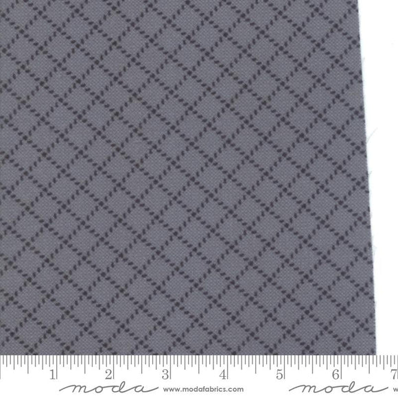 Moda Farmhouse Flannels II Graphite 49105 13F