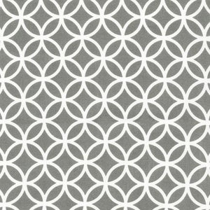 Robert Kaufman Cozy Cotton Flannel Grey White SRKF-14730-12