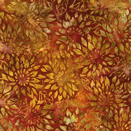 Robert Kaufman Fabrics Artisan Batiks Nature's Canvas Harvest AMD-20351-196
