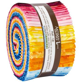 Robert Kaufman Fabrics Good Vibes Complete Collection Jelly Roll RU-959-40