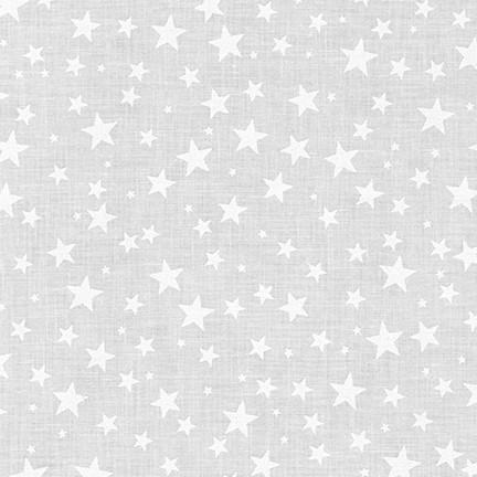 Robert Kaufman Fabrics Mini Madness SRK-19697-1 WHITE