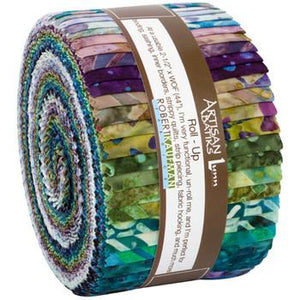 Robert Kaufman Fabrics Modern Twist Complete Collection Jelly Roll RU-945-40