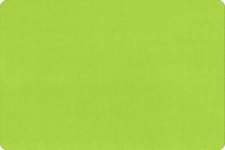Shannon Fabrics Solid Cuddle 3  Dark Lime DR214093