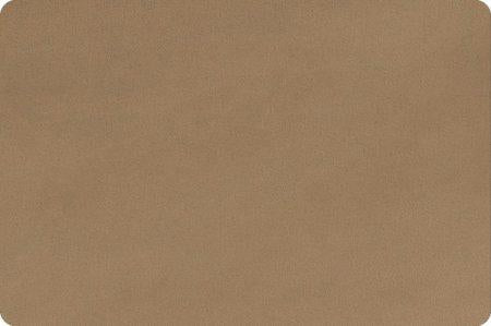 Shannon Fabrics Solid Cuddle 3 Taupe DR227152