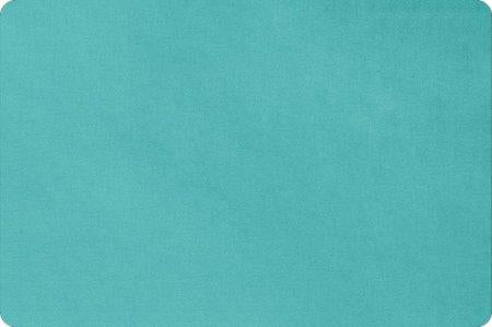Shannon Fabrics Solid Cuddle 3 Teal DR221947