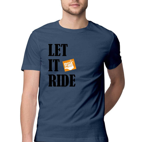 LET IT RIDE NAVY BLUE