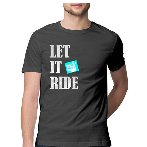 LET IT RIDE CHARCOAL GREY