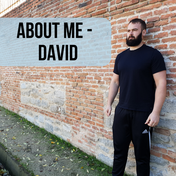 About Me - David