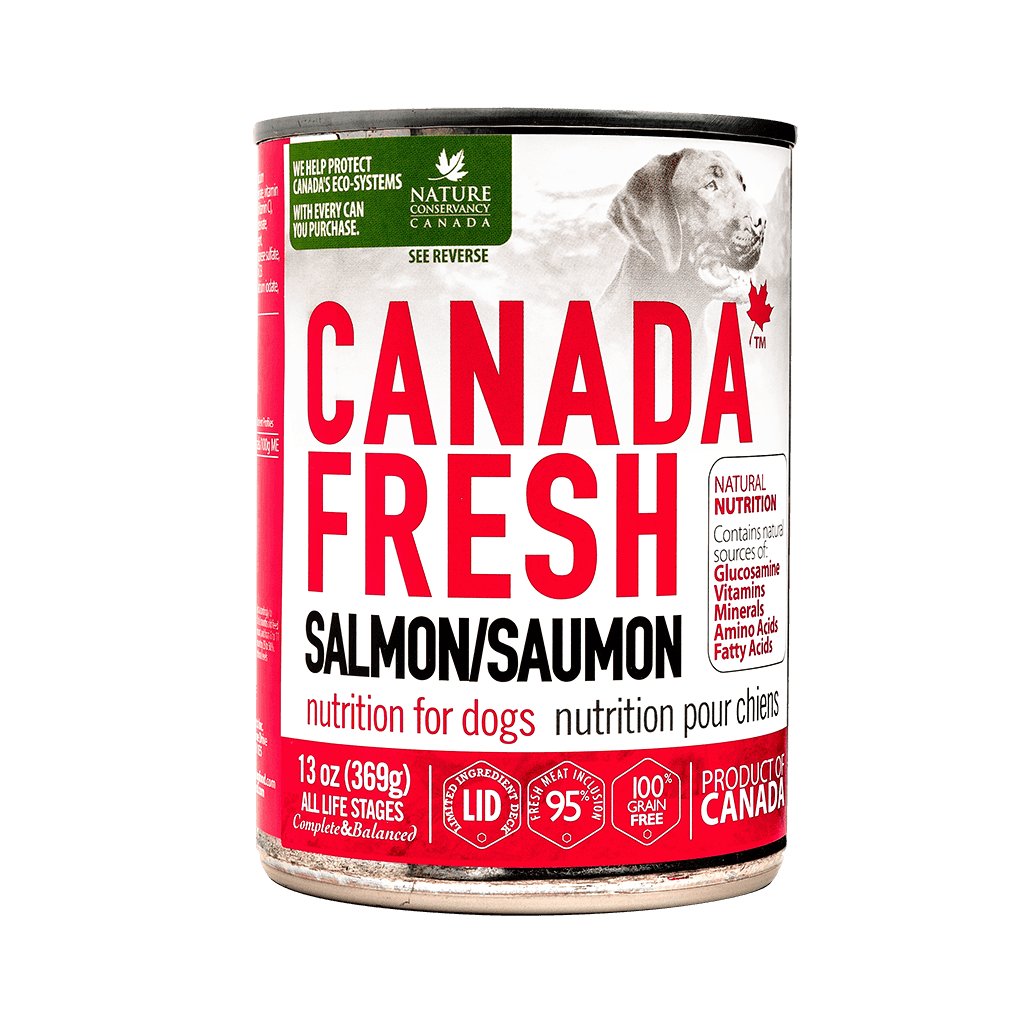 Canada Fresh Salmon for Dog 13 oz
