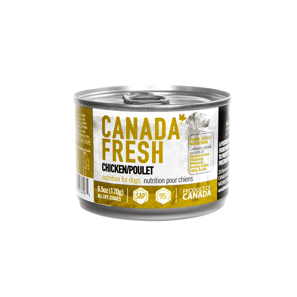 Canada Fresh Chicken for Dog 6.5 oz