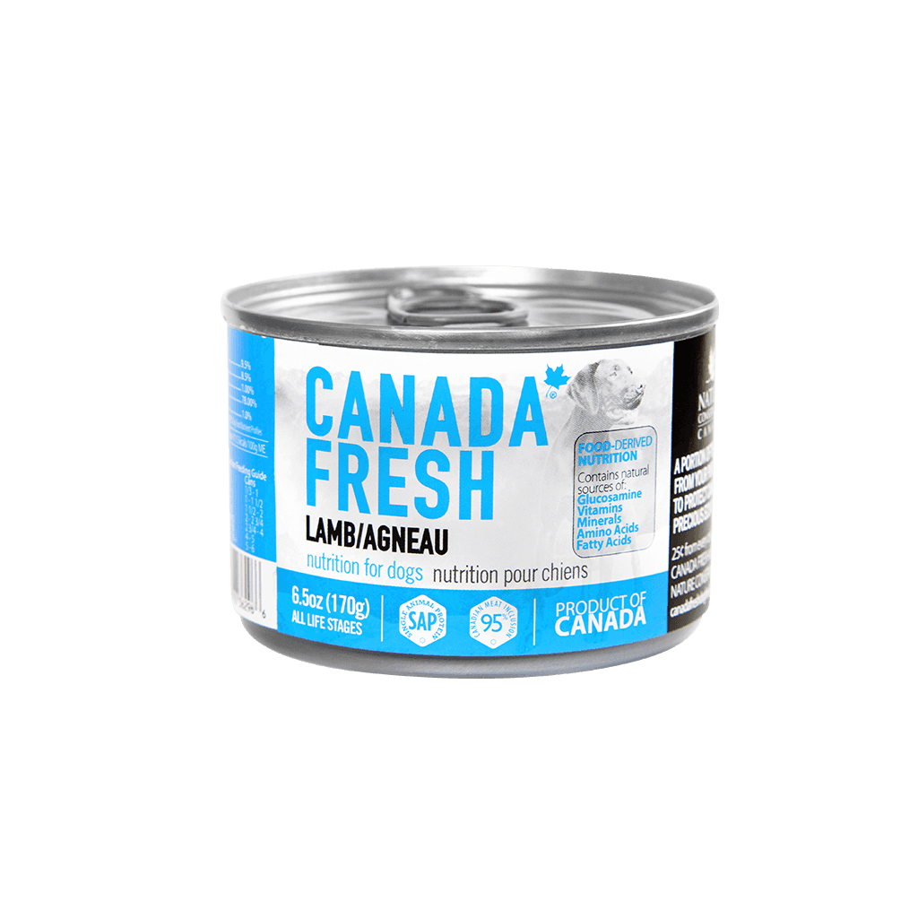 Canada Fresh Lamb for Dog 6.5 oz
