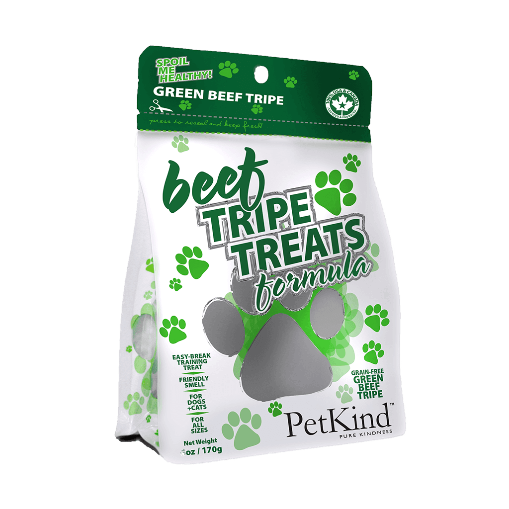 Tripe Treats Beef 6 oz