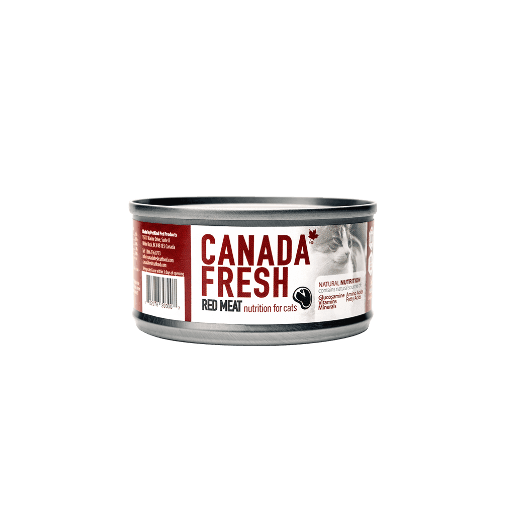 Canada Fresh Red Meat for Cat 3 oz