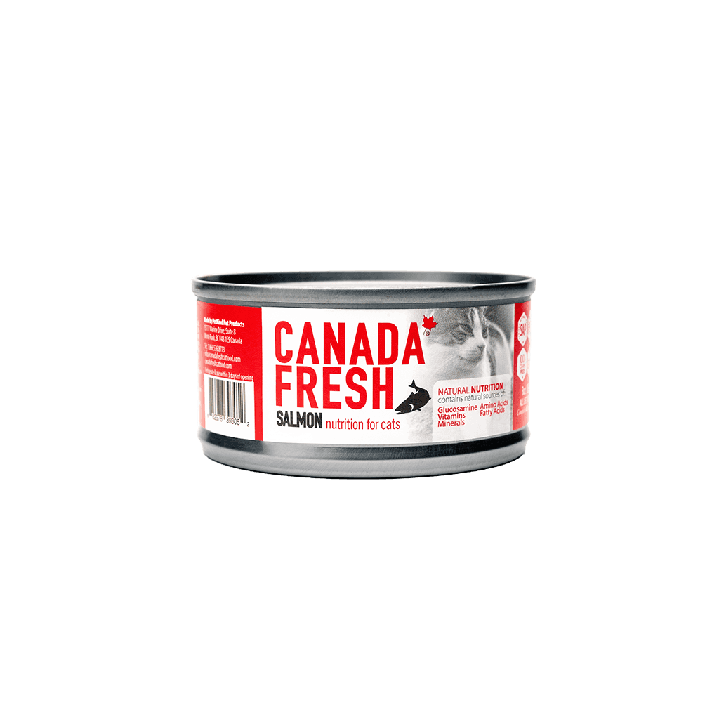 Canada Fresh Salmon for Cat 3 oz