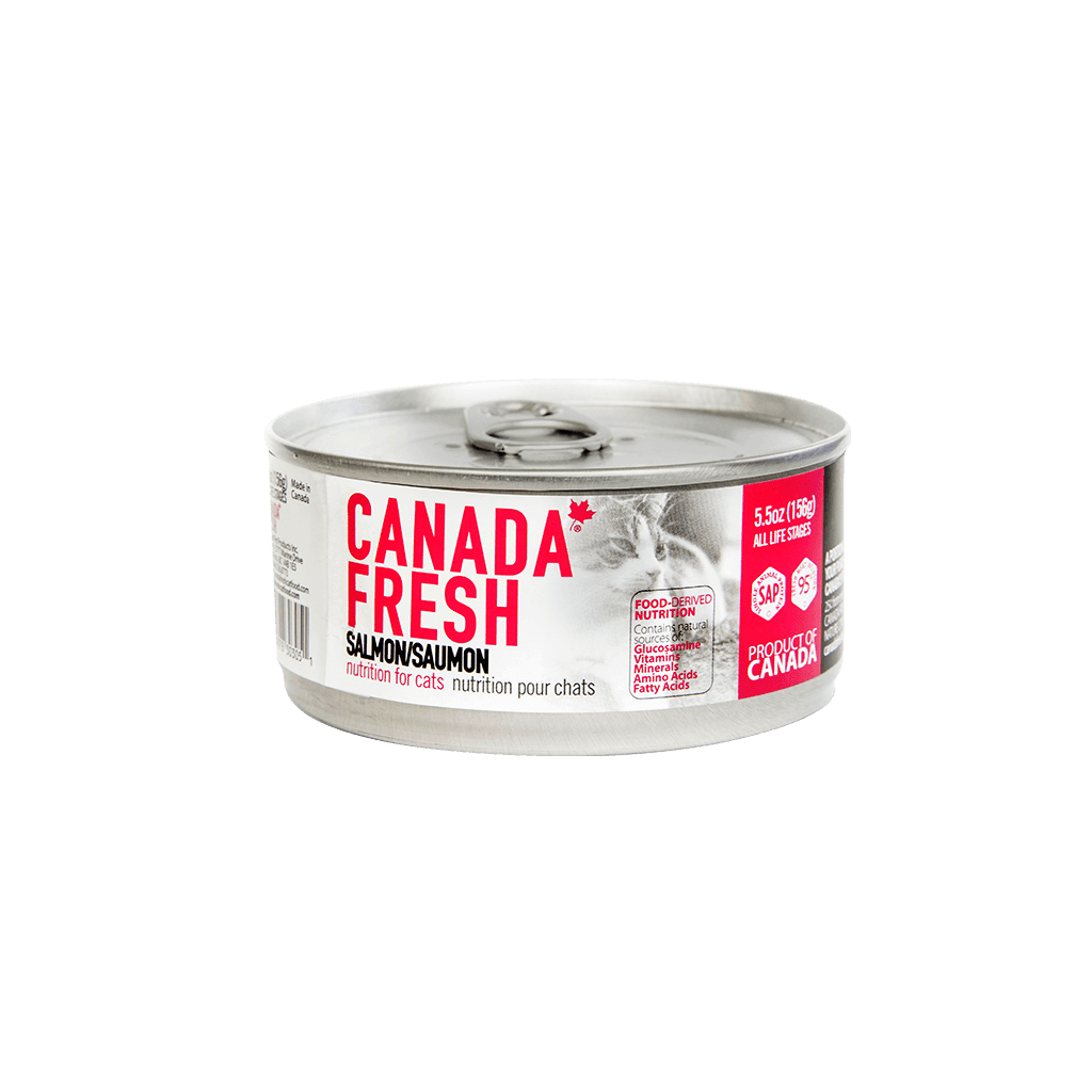 Canada Fresh Salmon for Cat 5.5 oz
