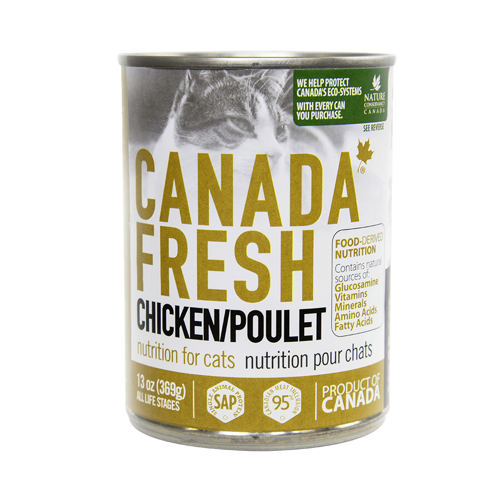 Canada Fresh Chicken for Cat 13 oz