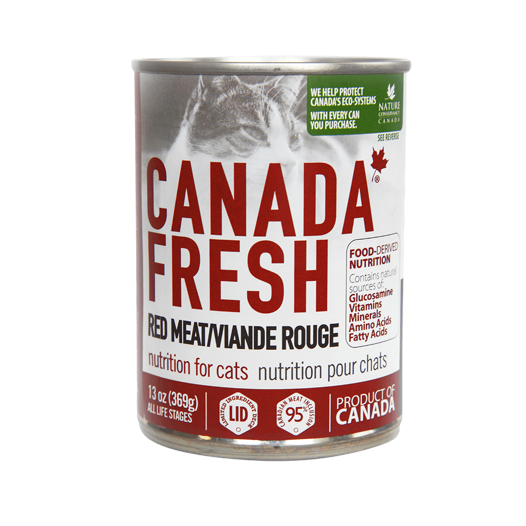 Canada Fresh Red Meat for Cat 13 oz