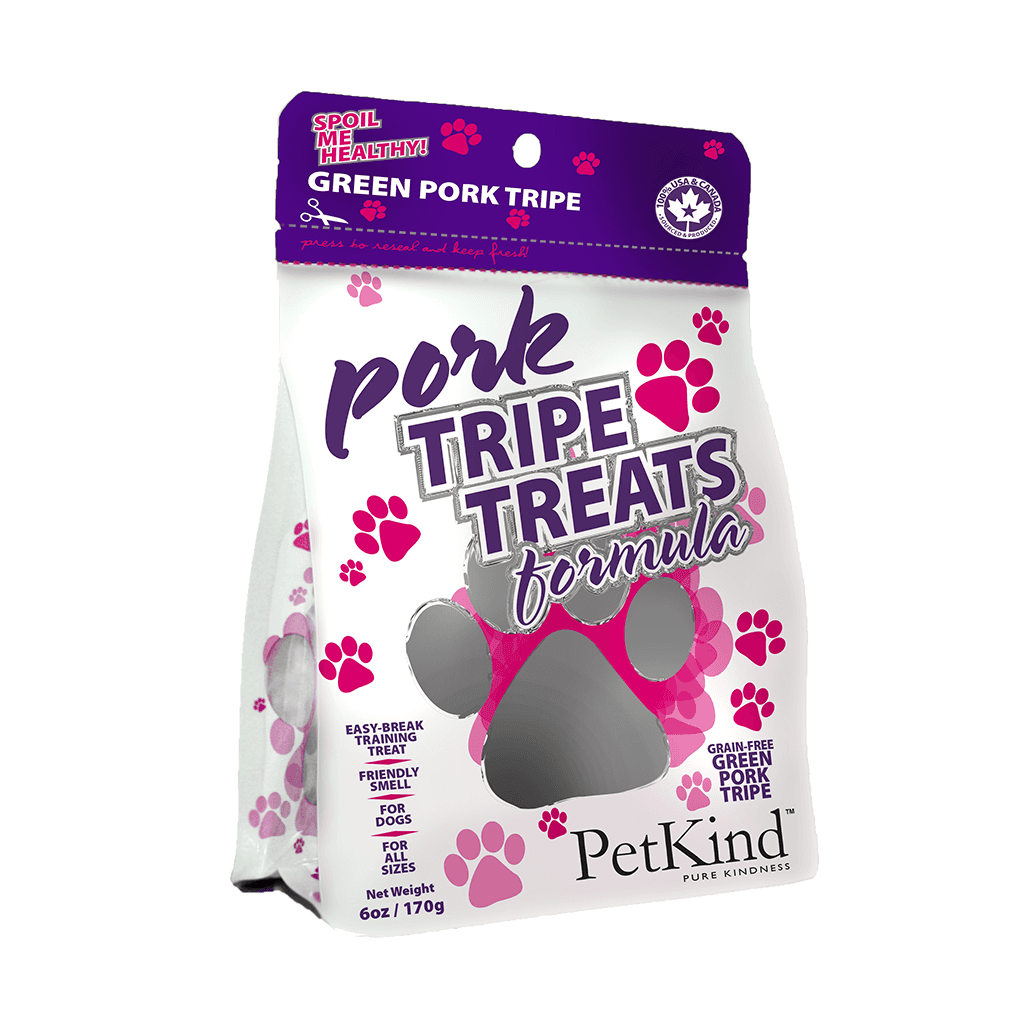 Tripe Treats Pork 6 oz