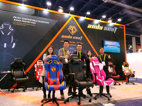 Awesome Top Gaming Accessories At Ces 2018 Andaseatcanada Short Links Chair Design For Home Short Linksinfo
