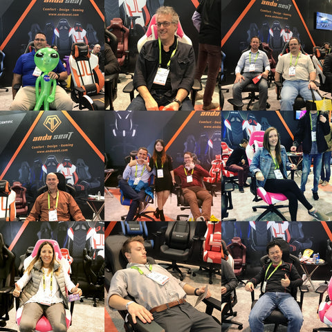 Phenomenal Top Gaming Accessories At Ces 2018 Andaseatcanada Short Links Chair Design For Home Short Linksinfo