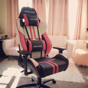 Anda Seat Viper Series Leather Gaming Chair,Large Size Recliner Chair with Lumbar Support Pillow - AndaseaT