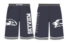 Load image into Gallery viewer, Skyview Wrestling Fight Shorts